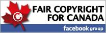 Fair Copyright for Canada facebook group