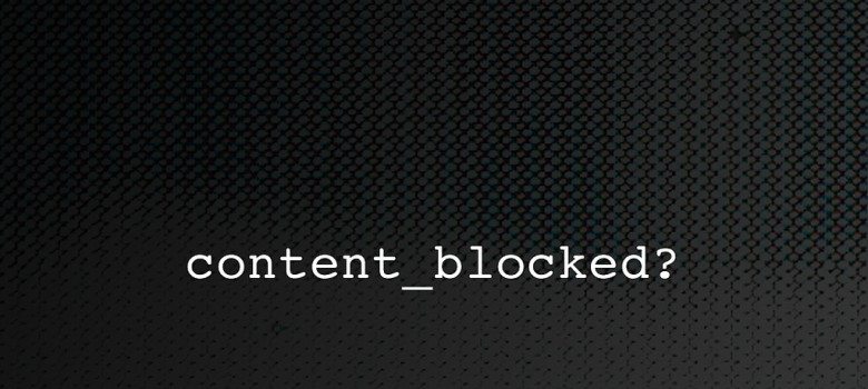 What's on the blacklist? Three sites that SOPA could put at risk by opensource.com (CC BY-SA 2.0) https://flic.kr/p/aZhtRV