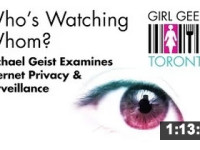 Who's Watching Whom: An Examination of Canadian Privacy and Surveillance