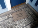 Come Back With a Warrant doormat, Cindy's place, Noe Valley, San Francisco, CA by Cory Doctorow (CC BY-SA 2.0) https://flic.kr/p/bB3VJN