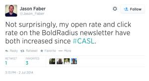Jason Faber tweet