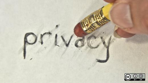 Facebook: The privacy saga continues by Ruth Suehle for opensource.com (CC BY-SA 2.0) https://www.flickr.com/photos/opensourceway/4638981545/sizes/o/