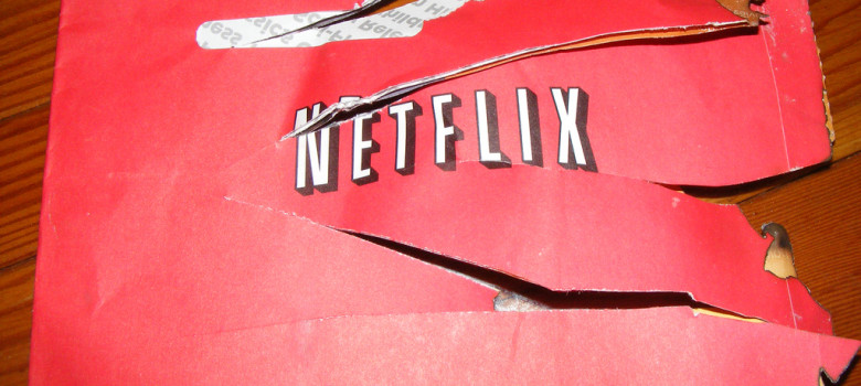 Bye Bye Netflix by ozcast (CC BY 2.0) https://flic.kr/p/aoFMi4
