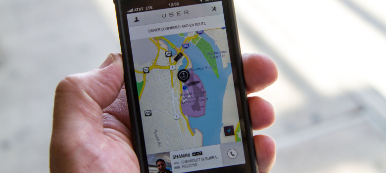 Uber is Uber Cool by Mike (CC BY-NC-SA 2.0) https://flic.kr/p/eeVwN3