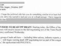 The Trouble With the TPP, Day 34: PMO Was Advised Canada at a Negotiating Disadvantage