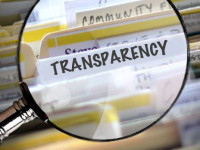 Transparency by HonestReporting (CC BY-SA 2.0) https://flic.kr/p/owfMYY