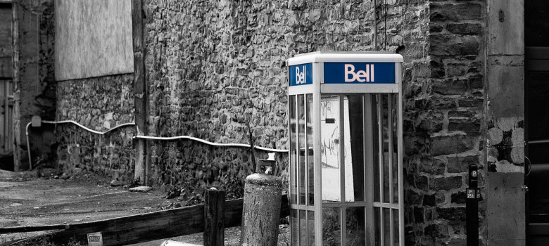 Bell by Mike Schaffner (CC BY-NC-ND 2.0) https://flic.kr/p/g4EcLg