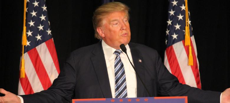 Donald Trump by Matt Johnson (CC BY-NC 2.0) https://flic.kr/p/CDVn7Z