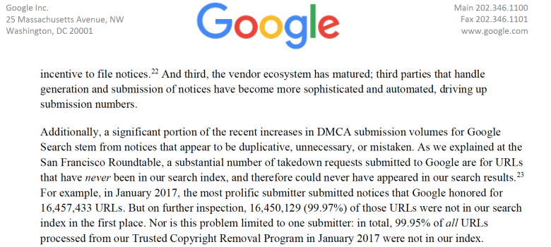 Google Submission, February 21, 2017