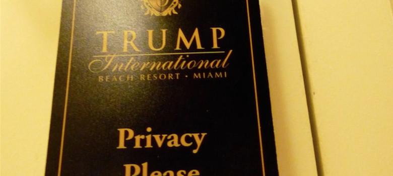 Trump International Beach Resort by Leigh Caldwell (CC BY 2.0) https://flic.kr/p/8LiWWV