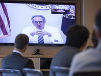 U.S. Trade Representative Michael Froman Video Press Conference with Geneva Media by United States Mission Geneva (CC BY-ND 2.0)