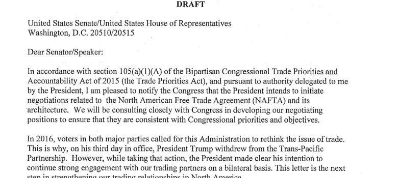 USTR notice http://www.bilaterals.org/?draft-nafta-notice
