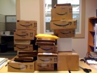 Shipments from Amazon by Public.Resource.Org (CC BY 2.0) https://flic.kr/p/7tayh5