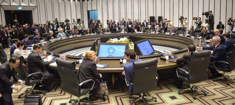 Reunión de Líderes de APEC - Día 2 by Presidencia de la República Mexicana (CC BY 2.0) https://flic.kr/p/DfSCZ9