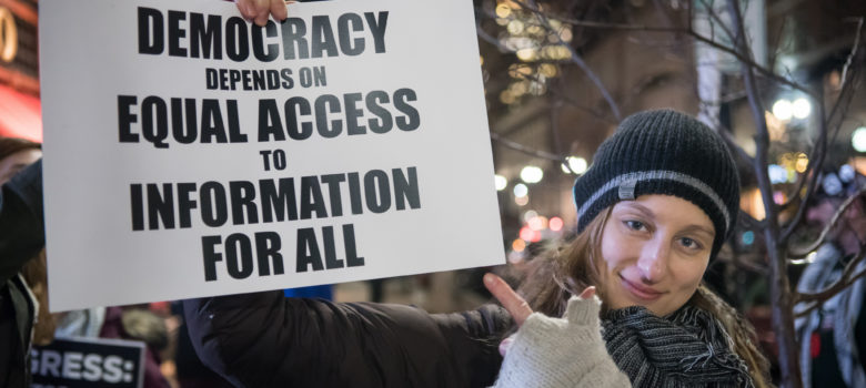 Boston Net Neutrality Rally by Tim Carter (CC BY-NC-ND 2.0) https://flic.kr/p/CCkbMB