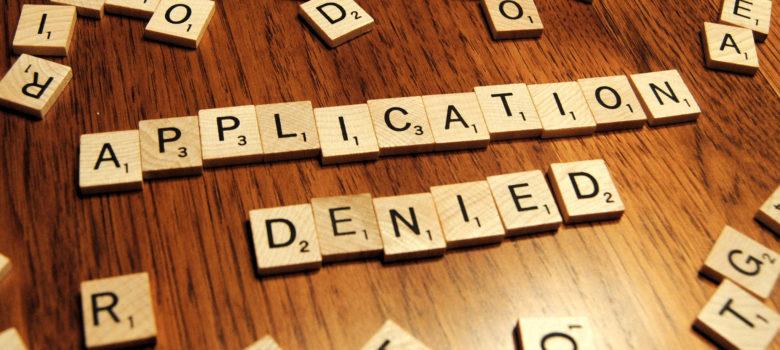 Application Denied by GotCredit (CC BY 2.0) GotCredit.com