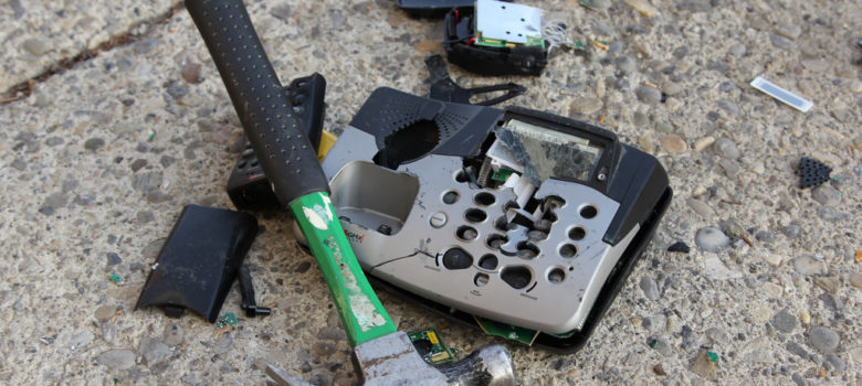 Troubleshooting the Phone System by Solarbotics (CC BY 2.0) https://flic.kr/p/baeGVK