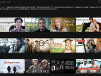 Netflix Canadian TV Shows