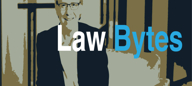 Welcome to LawBytes: A New Podcast on Digital Policy in Canada