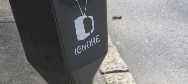 Ignore by katie appleyard https://flic.kr/p/o9kVx (CC BY-NC 2.0)