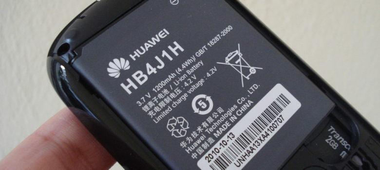 Huawei IDEOS U8150 by John Karakatsanis (CC BY-SA 2.0) https://flic.kr/p/8ZRdpj