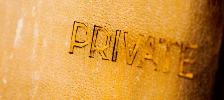 Privacy by Thomas Hawk https://flic.kr/p/board3 (CC BY-NC 2.0)