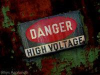 Danger: High Voltage by Rhys A (CC BY 2.0) https://flic.kr/p/8jQYkS