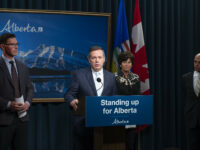 Standing up to foreign influences by Government of Alberta (CC BY-NC-ND 2.0) https://flic.kr/p/2grfB9N