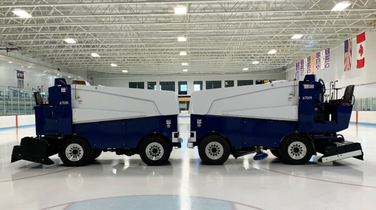Zamboni by Ramsey County Minnesota (CC BY-SA 2.0) https://flic.kr/p/TctV19