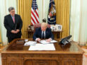 President Trump Signs an Executive Order on Preventing Online Censorship by the White House (Shealah Craighead) https://flic.kr/p/2j6Pv4b Public Domain