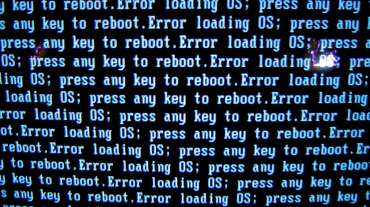 Reboot... by Jonathan Lanctot (CC BY-NC-ND 2.0) https://flic.kr/p/2xLjH