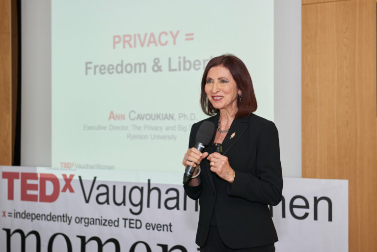 Episode 66: Ann Cavoukian on Why Canadians Can Trust the COVID Alert App