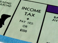 Monopoly Income Tax Ver1 by Chris Potter http://www.ccpixs.com/ (CC BY 2.0) https://flic.kr/p/dAufY9