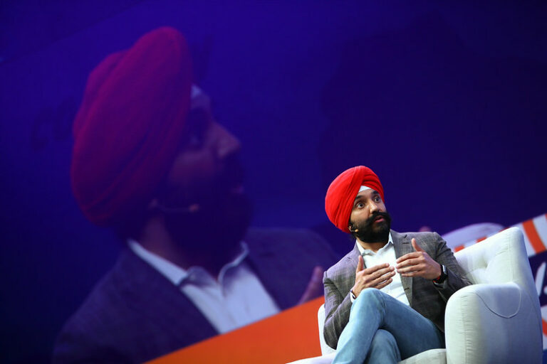 Episode 71: Minister Navdeep Bains on Canada's New Privacy Bill