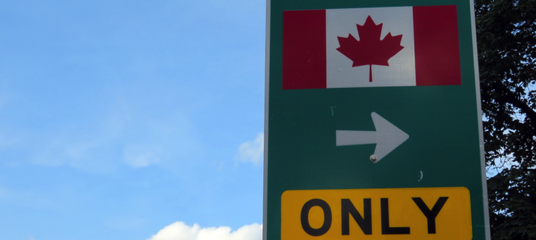 Canada Only by Sean Marshall (CC BY-NC 2.0) https://flic.kr/p/XDg8qk