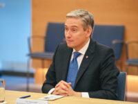 Ministras L. Linkevičius Vilniuje susitiko su Kanados užsienio reikalų ministru Francois-Philippe Champagne by Lithuanian Ministry of Foreign Affairs (CC BY-NC-ND 2.0) https://flic.kr/p/2jVXYEK