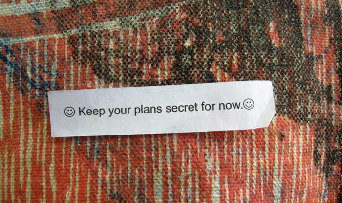 secret plans by Jodi Green (CC BY-NC-ND 2.0) https://flic.kr/p/58iptn