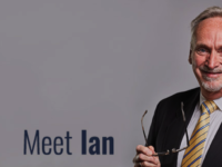 Meet Ian, The reproduction is a copy of the version available at https://crtc.gc.ca/eng/acrtc/organ.htm#presidentBio. The reproduction is not  an official version of the materials reproduced, nor has it been made, in affiliation with or with the endorsement of the CRTC.