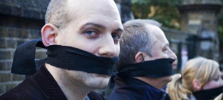 A Flashmob for Free Speech - 1 by Jasn https://flic.kr/p/77LERz (CC BY-NC 2.0)