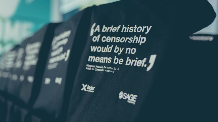 2017 Freedom of Expression Awards by Elina Kansikas for Index on Censorship https://flic.kr/p/Uvmaie (CC BY-SA 2.0)