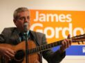MP Charlie Angus motivates Guelph through song. by Guelph NDP https://flic.kr/p/aijseK (CC BY 2.0)